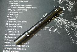 Foursevens Preon P2 Black 2*AAA Penlight
