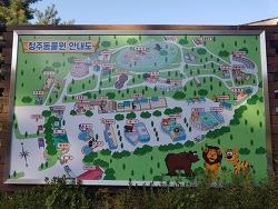 대전에서 멀지 않고 저렴하게 볼수 있는  청주동물원