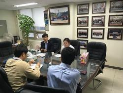 [주민만남] 동대문상공회의소 기관 방문