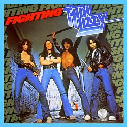[명곡131] 씬리지(Thin Lizzy)의 명반 FIGHTING