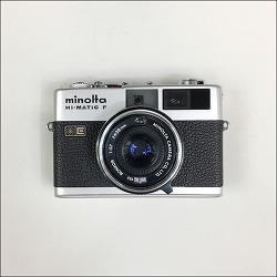 미놀타 하이매틱 E / Minolta hi-matic E
