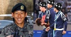 """손흥민 아시안게임 군면제 조건 """"내가 군대 해결해준다.."""""""