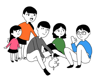 [존경하는 사람들] 김인성과 내리의 IT 이야기 웹툰