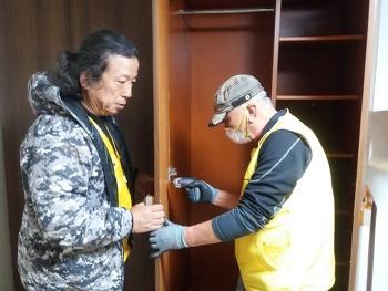 """[수원] 11월의산타 """"주거환경개선봉사단"""""""