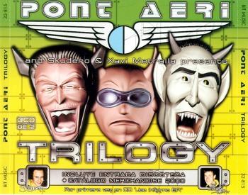 Various Artists -> Pont Aeri - The Trilogy