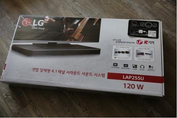 tv G 우퍼 4K UHD에 최적화된 서라운드 더하기 IoT까지 탑재