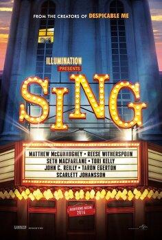 '씽 Sing', 열정 넘치는 동물들의 노래 대결