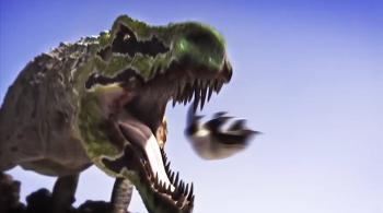 공룡 대 포유류의 진화전쟁