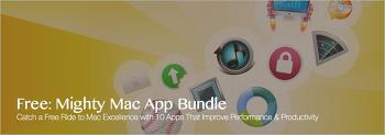 [일시무료] 맥 마이티 번들... Synergy와 Window Tidy 등 10종류의 맥 앱을 무료로 내려받자