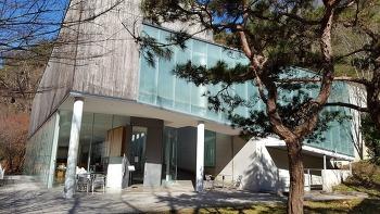 [광주가볼만한곳]미술관이 무등산국립공원 안에 있다(의재미술관)