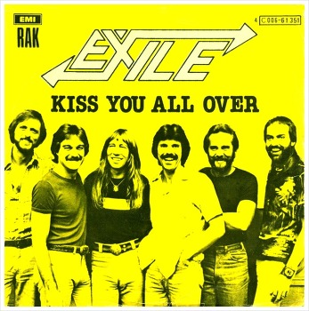 Kiss You All Over - Exile / 1977