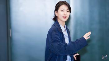 170406 인천공항 수지 입국 직찍 by.윤민후