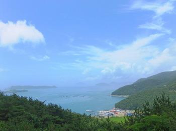 [87번째 산행] 구름속의 산책, 천하일경 거제망산