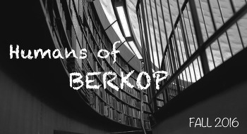 BERKOP 13기 :: Humans of BERKOP [한글칼럼]
