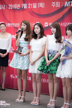 [PHOTO] 160721 MTN 시상식 - 여자친구 by Girls Grapher