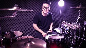 """[드럼/레슨]모든사람이 즐겁고 신나게 드럼을 배울수있는 바로 이곳! """"ROP의 쿵빡드럼"""""""