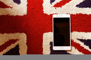 화웨이 G9 라이트 ~~국내에서는 비와이폰 디자인적인 차이는?