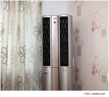 LG휘센 듀얼에어컨 인공지능이 알아서 집안 공기청정기 기능과 스마트케어