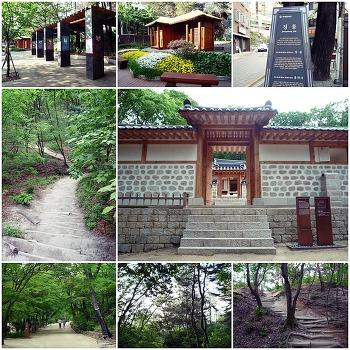 걷기좋은 서울길 - 정릉, 아리랑고개영화거리