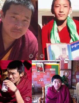 티베트 자유를 요구하며 1인 시위 벌인 승려 4명, 각각 3년 징역형 받아