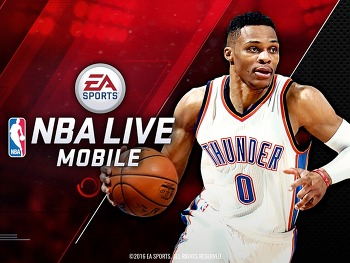 NBA LIVE MOBILE, 정말 이게 뭐라고 시리즈 #4 입니다.