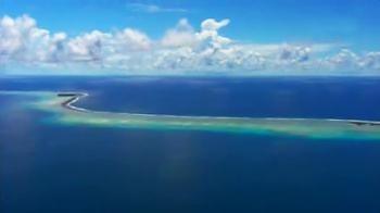추크섬, 산호초의 비밀