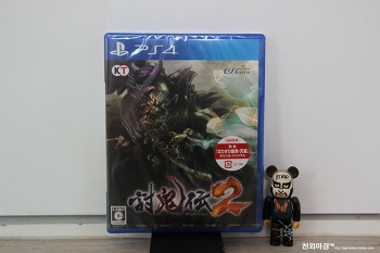 PS4 토귀전2 밀봉