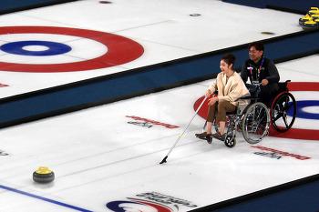 김연아, 에이핑크가 함께한 2018 평창 패럴림픽 데이