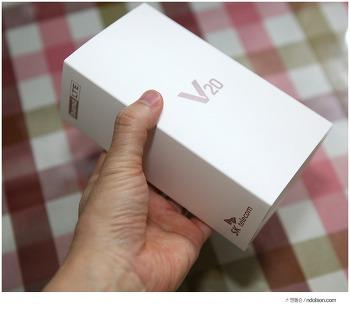 아이폰7플러스, 갤럭시노트5, LG V20 스펙 비교 개봉기, 이시점에서 왜 LG V20 인가?