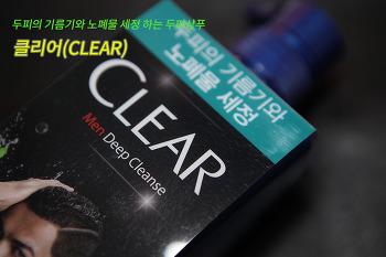 남성용 두피&비듬케어 샴푸, 써보니 효과적인 클리어 추천