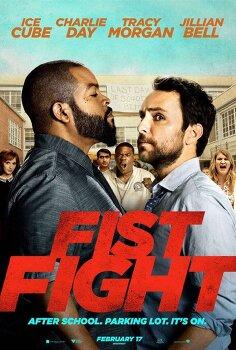 '피스트 파이트 Fist Fight', 아이스 큐브와 찰리 데이의 주먹다짐