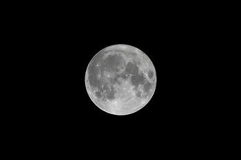 슈퍼문(Super Moon)/20161114