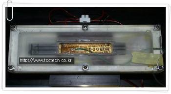 LCD 시장의 어려움 봉착