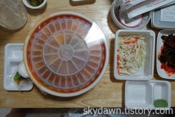 배달] 청주 제주해물알찜 알탕