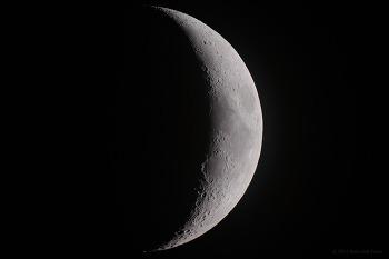 Crescent Moon 초승달