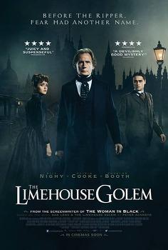 '더 라임하우스 골렘 The Limehouse Golem, 2016' 연쇄살인범을 쫓는 빌 나이와 올리비아 쿡