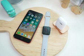 자유를 찾은 애플워치 시리즈3 셀룰러 사용해보니.. 애플워치 셀룰러 (LTE) 선택 가이드