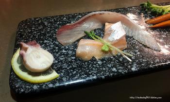 홍대/상수 맛집 :: 스시히또 후기 #오미카세 #초밥 #사시미 #코스요리