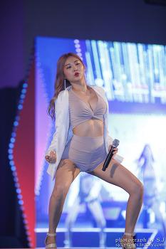 포켓걸스(Pocket Girls) 미스섹시백 축하공연