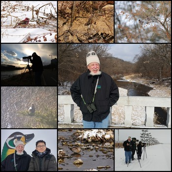 Guided Birding Tour in January 2018