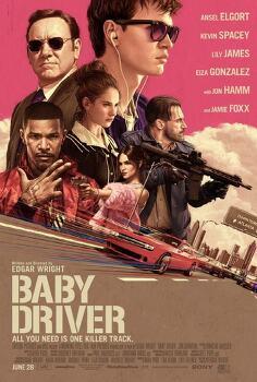 '베이비 드라이버 Baby Driver, 2017' OST 중 'Easy'와 'Every Little Bit Hurts'