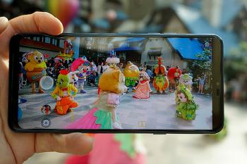 LG G7 ThinQ AI 카메라 사용하면 편해! G7 카메라 비교 후기