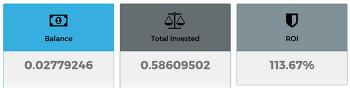 마이닝 봇, 수익률 113.76%  돌파, 크리스마스 선물?