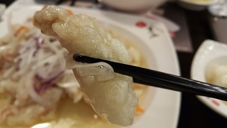 이비가 짬뽕집 탕수육 맛있어요~