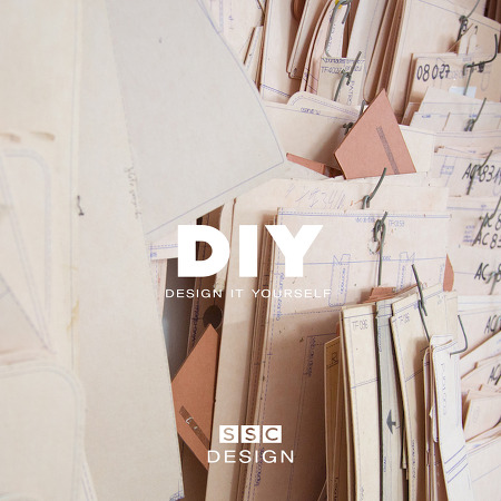 DIY SERVICE BY SSC : DESIGN IT YOURSELF