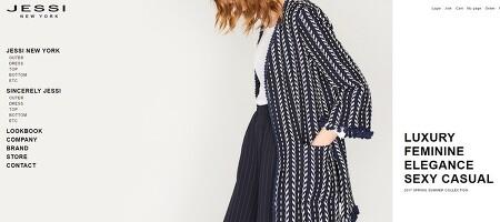 명품스타일 여성의류 ♡ 제시뉴욕 공식 온라인몰 오픈