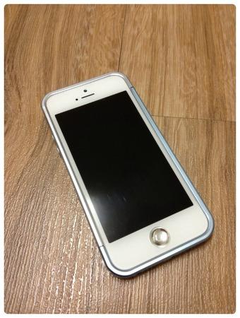 SGP 리니어 EX 메탈시리즈 아이폰 5 케이스