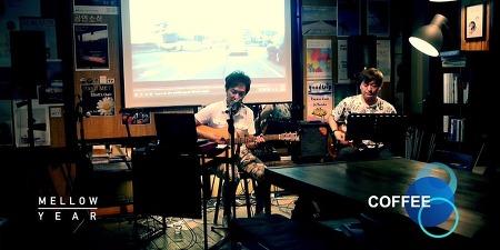 [Live] Coffee - 멜로우이어 Live at Elliott's Chair (20150613)