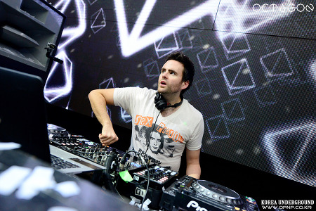 2013. 12. 31. Tue. Happy new year with Gareth Emery @ Club Octagon