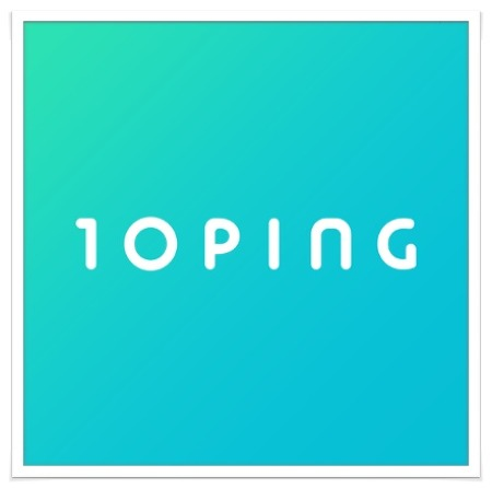 컨텐츠 공유하고 돈 벌 수 있는 어플 - 텐핑